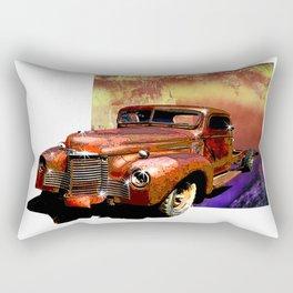 The Harvester Rectangular Pillow