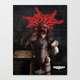 ATeNATiCa - Cover Art Canvas Print