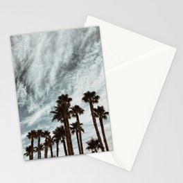 Moody Palms Stationery Cards