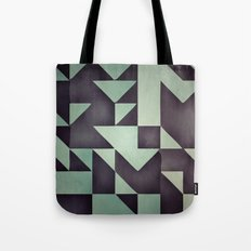 :: geometric maze VIII :: Tote Bag