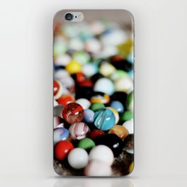 I Lost My Marbles iPhone Skin