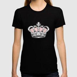 Crown - Pink T-shirt