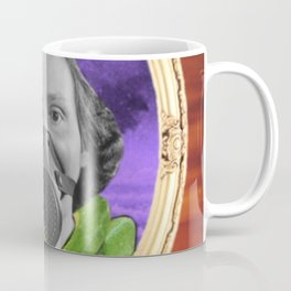 breathing exhaust Coffee Mug