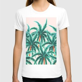 Coconut Trees #society6 #decor #buyart T-shirt
