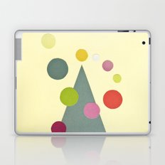 Christmas Lights Laptop & iPad Skin