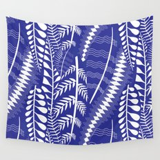 Greek Leaves Wall Tapestry
