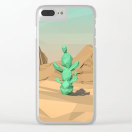 Long Time No Sea Clear iPhone Case