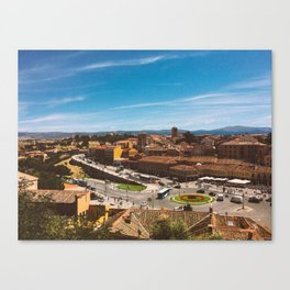 Segovia 2 Canvas Print