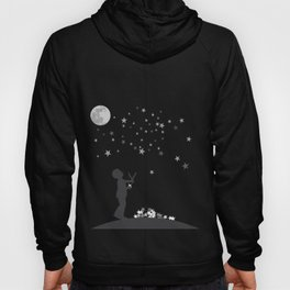 Shooting stars Hoody