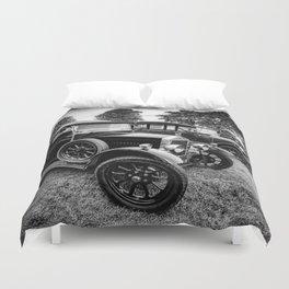 Wolseley Classic Car Duvet Cover