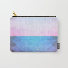 Sea Diamonds Carry-All Pouch