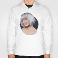 sia Hoodies featuring Sia  by Will Costa