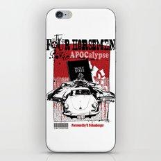 The Four Horsemen iPhone & iPod Skin