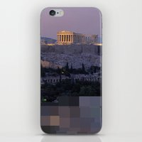 "greece iPhone & iPod Skins featuring Greece by ""CVogiatzi."