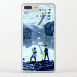 Incumbent Discourse of the Pond Clear iPhone Case