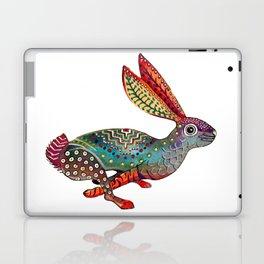 Turquoise Rabbit Alebrije Laptop & iPad Skin