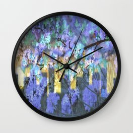 Beyond City Limits Wall Clock