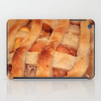 dessert iPad Cases featuring Dessert by silverstreaked