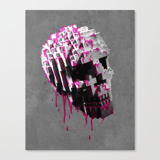 Cranium Canvas Print