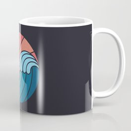 Sun & Sea Coffee Mug