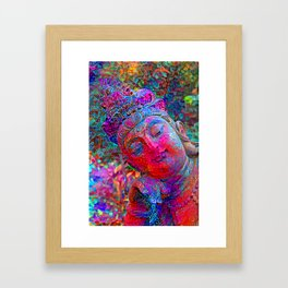 Enlighten  Framed Art Print