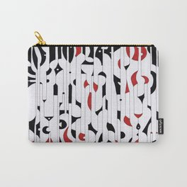 sentence n. 15 (ORIGINAL SOLD). Carry-All Pouch