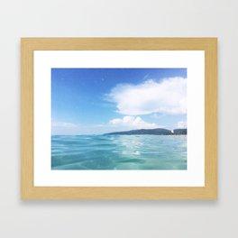 Karon Framed Art Print