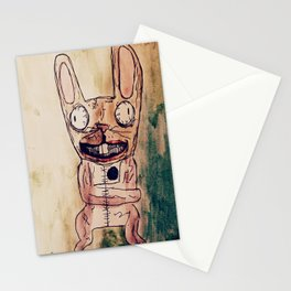 THE BUNNY! Stationery Cards