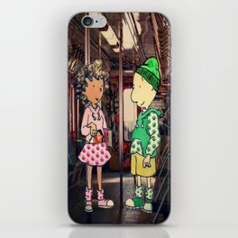 found love in a hopeless place iPhone Skin