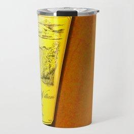 Jacob William's 2013 Barbera Travel Mug