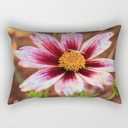 Hannah's Flower & Friend Rectangular Pillow
