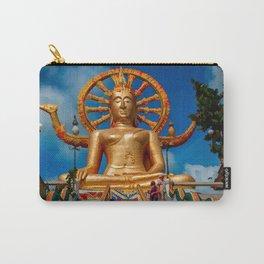 Big Buddha Samui Carry-All Pouch