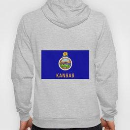 Kansas State Flag Hoody