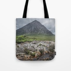The Majesty of the Mountains Tote Bag