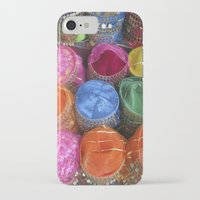 fez iPhone & iPod Cases featuring Fez Hats Istanbul by Steve P Outram