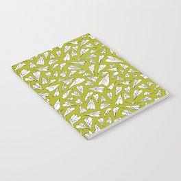 Plane paper. Notebook