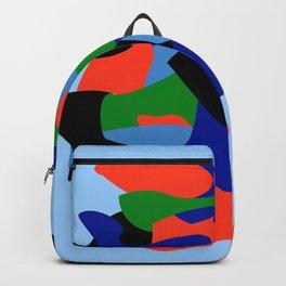 vivid monster Backpack