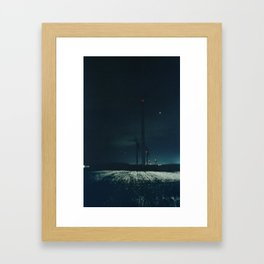 Sentinels (II) Framed Art Print