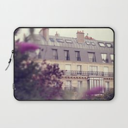 paris charm Laptop Sleeve