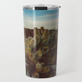Cholla Cactus Garden X Travel Mug
