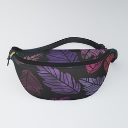 Colorful leaves Fanny Pack