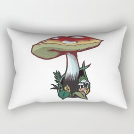 What a Fun Guy! Rectangular Pillow