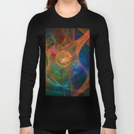 Neuron Network Long Sleeve T-shirt