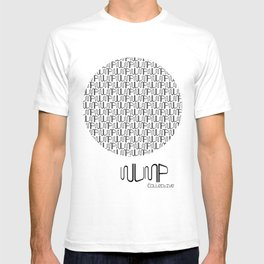 WUMP Collective Sphere in Black T-shirt