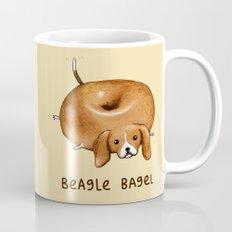 Beagle Bagel Mug