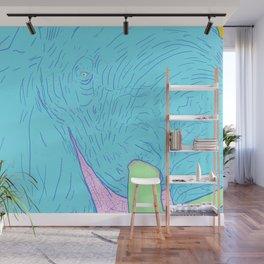 Elefante Blanco V2 Wall Mural