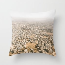 Landscape Photography by Prijun Koirala Throw Pillow