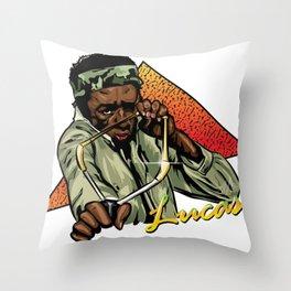 Stranger Lucas Throw Pillow