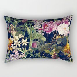 Midnight Forest VII Rectangular Pillow