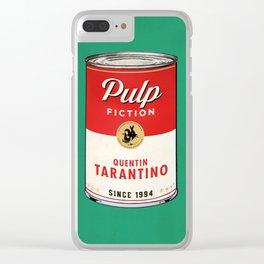 Pulp Shot Clear iPhone Case